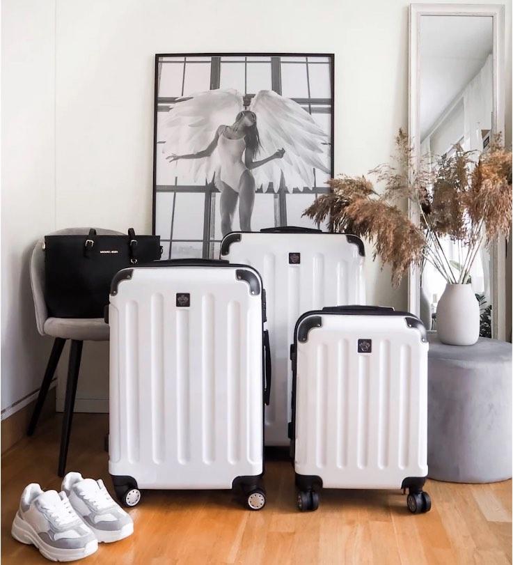 Vinn en resväska CAB Köpenhamn