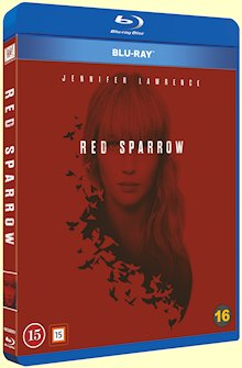 Vinn blu-ray filmen Red Sparrow