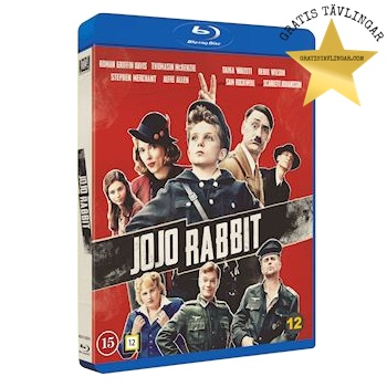 film Jojo Rabbit Blu-Ray